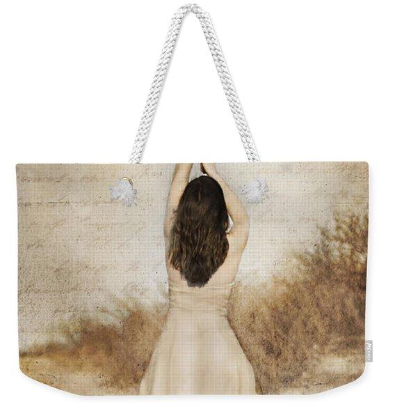 Protection Painted Lady Weekender Tote Bag