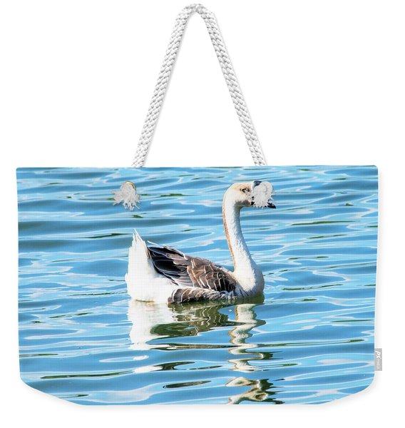 Proud Chinese Goose Weekender Tote Bag