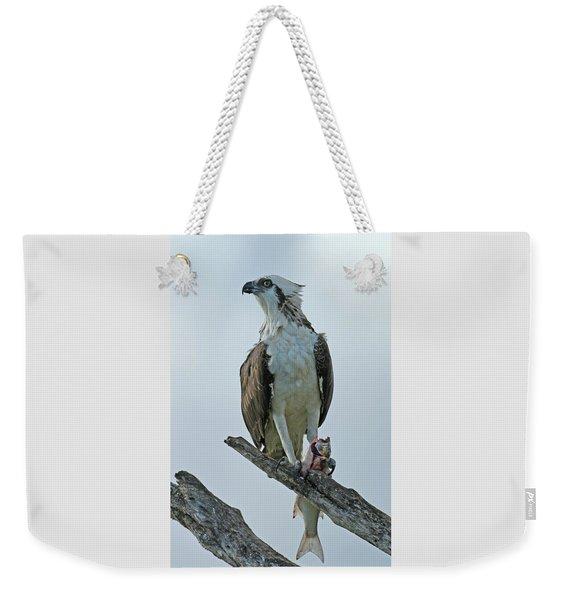 Proud Hunter Weekender Tote Bag