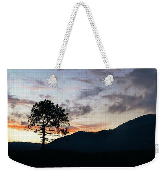 Provence, France Sunset Weekender Tote Bag