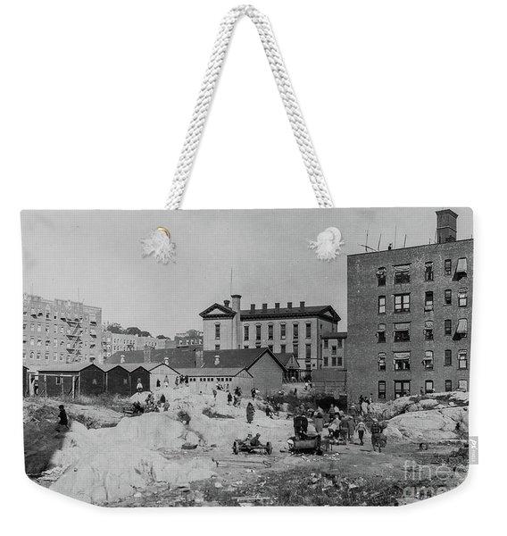 Ps 52  Weekender Tote Bag