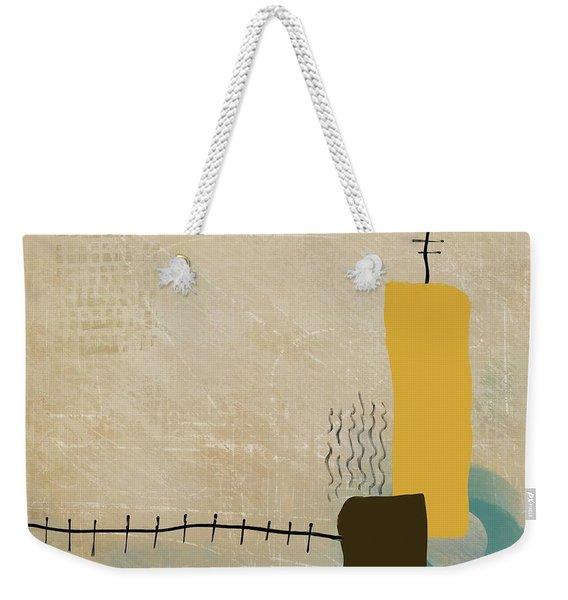Psychoactive Substance Weekender Tote Bag