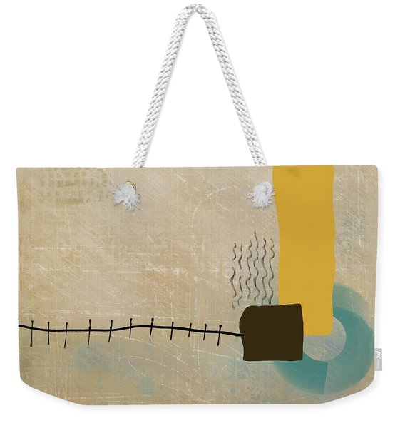 Psychoactive Substance Weekender Tote Bag