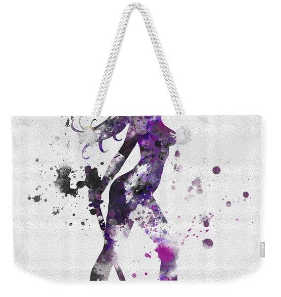 Psylocke Weekender Tote Bag