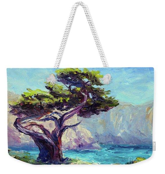 Pt. Lobos Beauty Weekender Tote Bag
