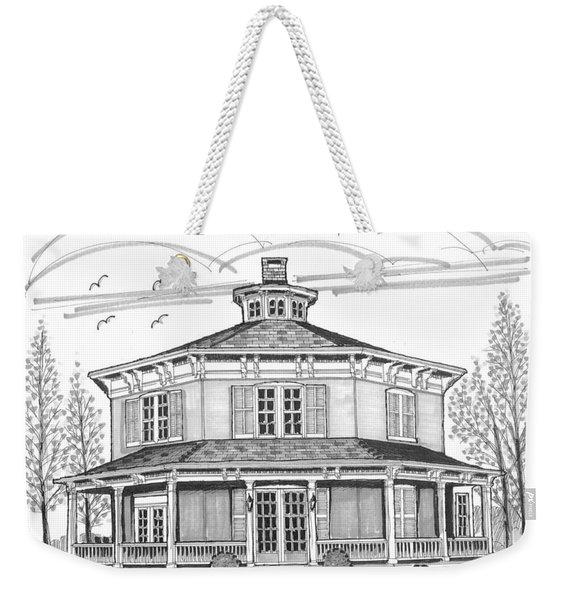 Public Library Red Hook Ny Weekender Tote Bag