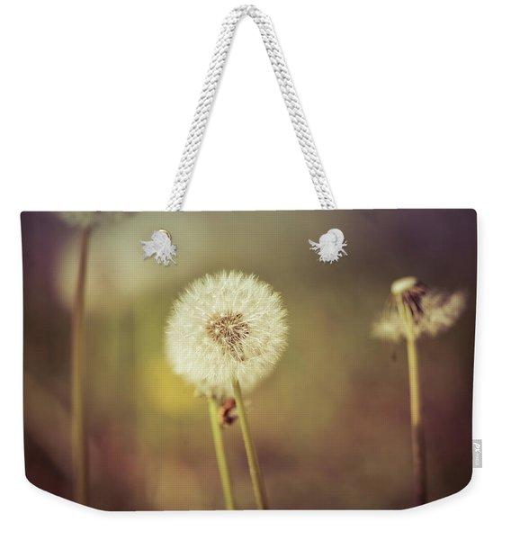 Puffer Weekender Tote Bag
