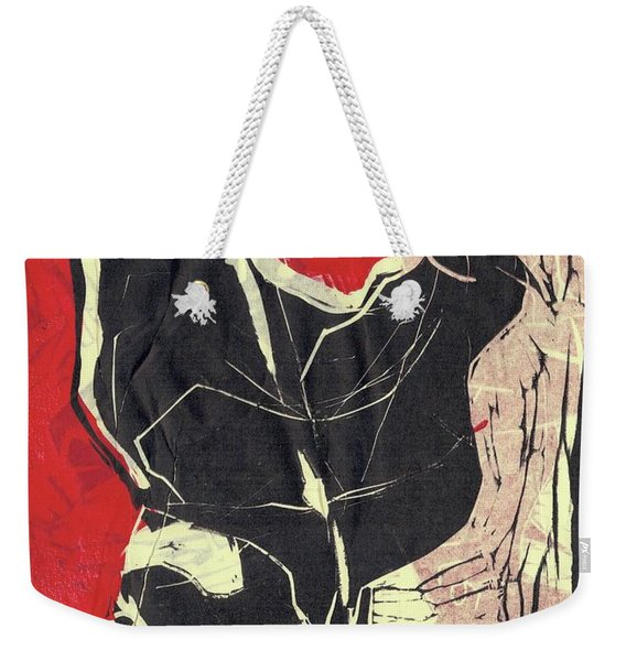 Pugmire Cd Back Sheet Weekender Tote Bag