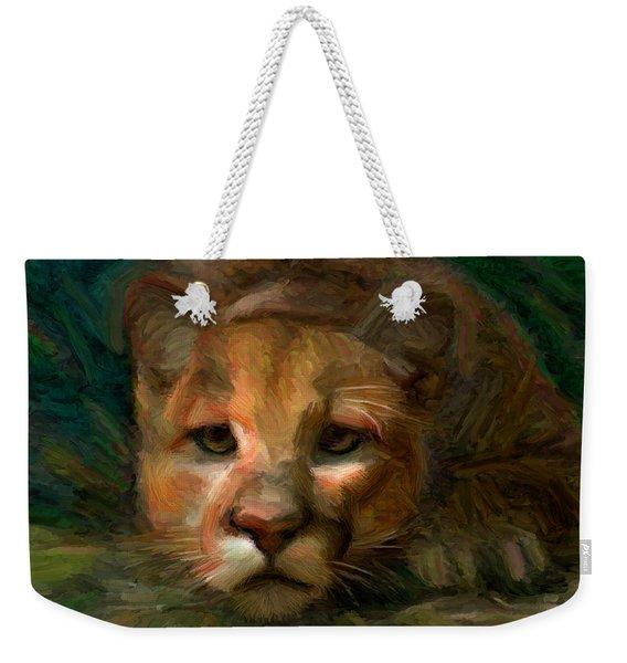 Puma 1 Weekender Tote Bag