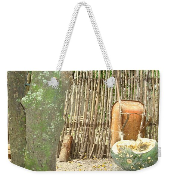 Pumkin 2 Weekender Tote Bag