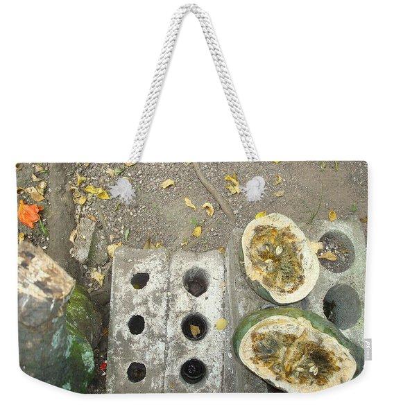 Pumkin Weekender Tote Bag