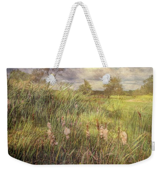 Cat O Nine Tails Going To Seed Weekender Tote Bag
