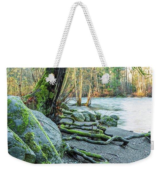 Puntledge Park-1 Weekender Tote Bag