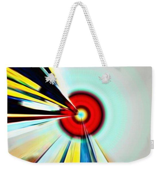 Farsighted  Weekender Tote Bag