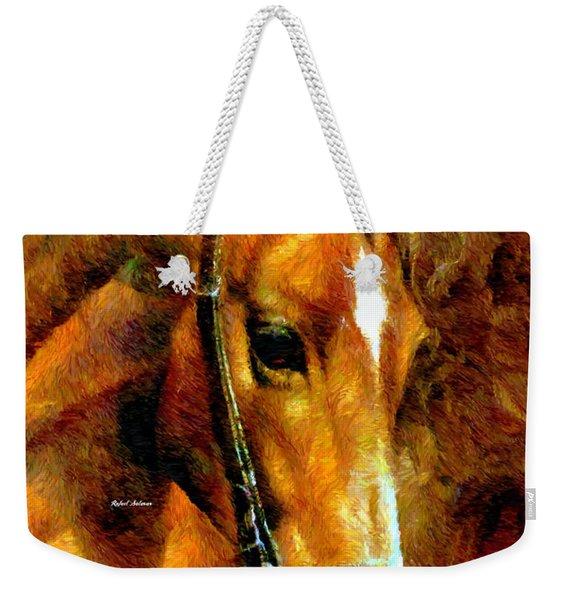 Pure Breed Weekender Tote Bag