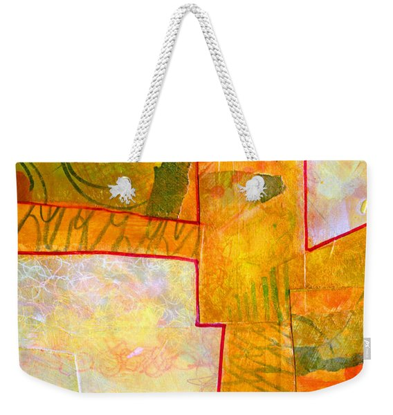 Pure Gold Weekender Tote Bag