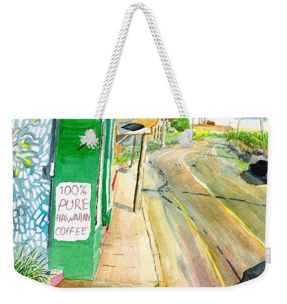 Pure Hawaiian Weekender Tote Bag