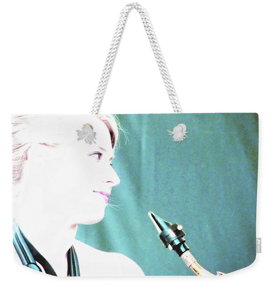 Pure Light And Higher Vibrations Weekender Tote Bag