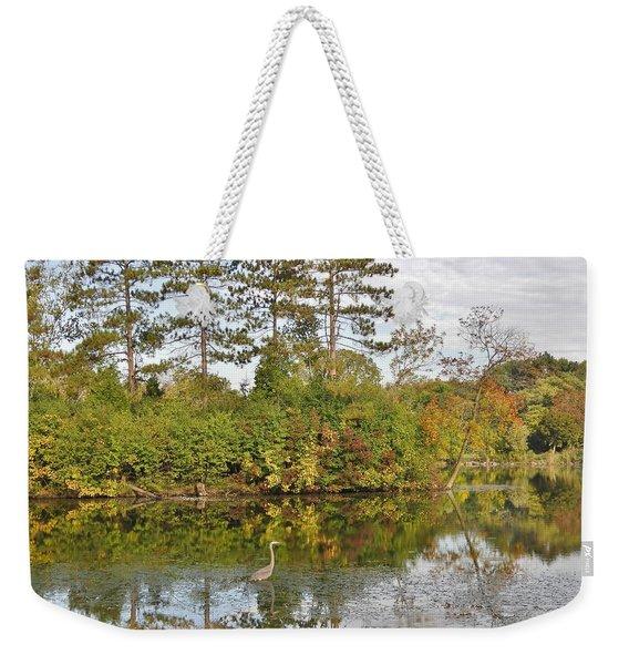 Pure Nature Weekender Tote Bag