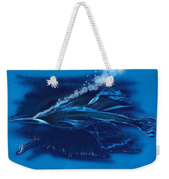 Pure Prehistoric Weekender Tote Bag