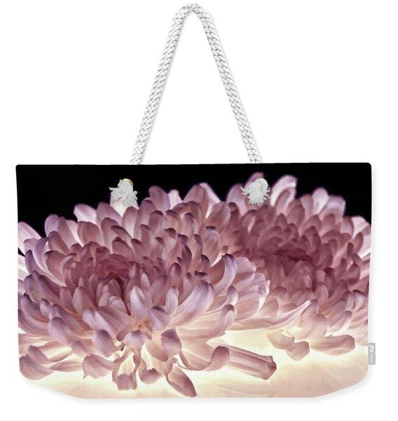 Purely Petals Weekender Tote Bag