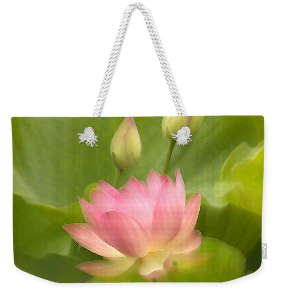 Purity Reborn Weekender Tote Bag