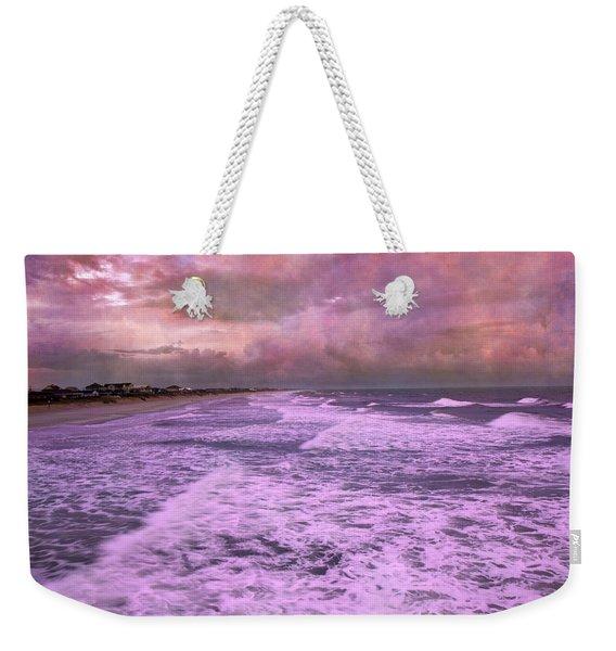 Purple Majesty  Weekender Tote Bag