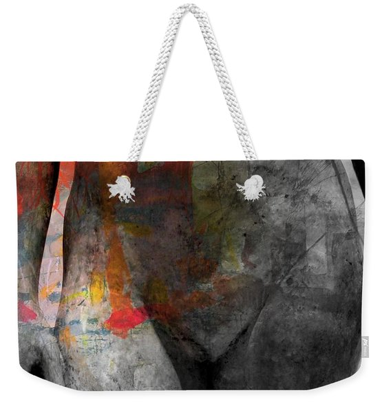 Put A Little Love In Your Heart Weekender Tote Bag