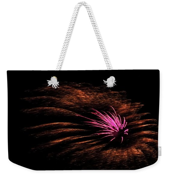 Pyro II Weekender Tote Bag