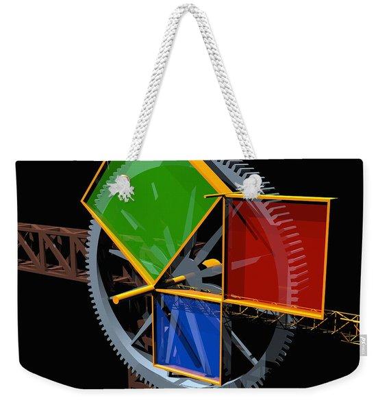 Pythagorean Machine Weekender Tote Bag