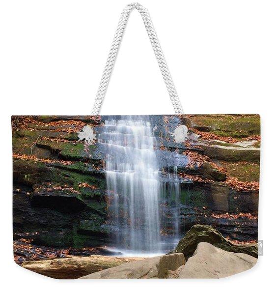 Quaint Weekender Tote Bag