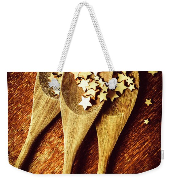 Quality Dish Review In The Baking Weekender Tote Bag