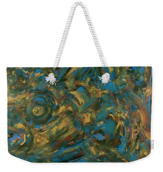 Quasar Weekender Tote Bag