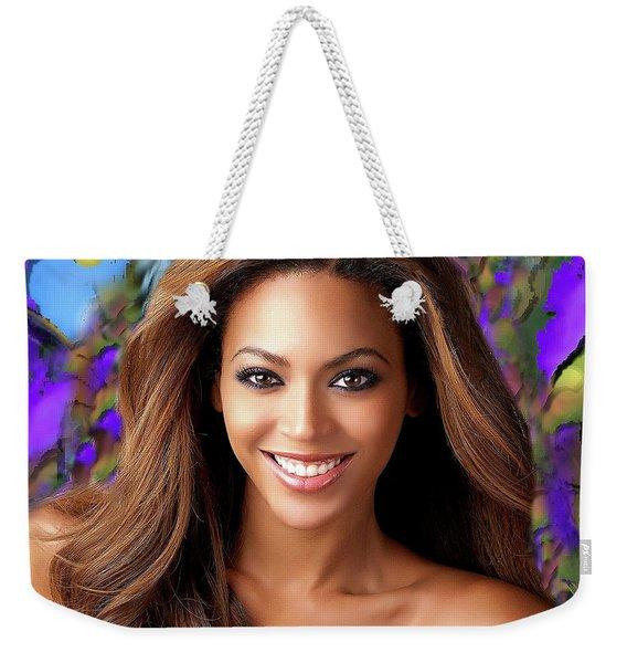 Queen Beyonce Weekender Tote Bag
