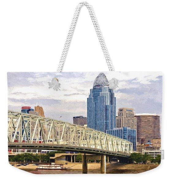 Queen City - Van Gogh Weekender Tote Bag