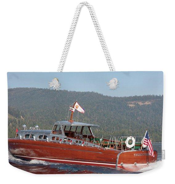 Queen Of Tahoe Weekender Tote Bag