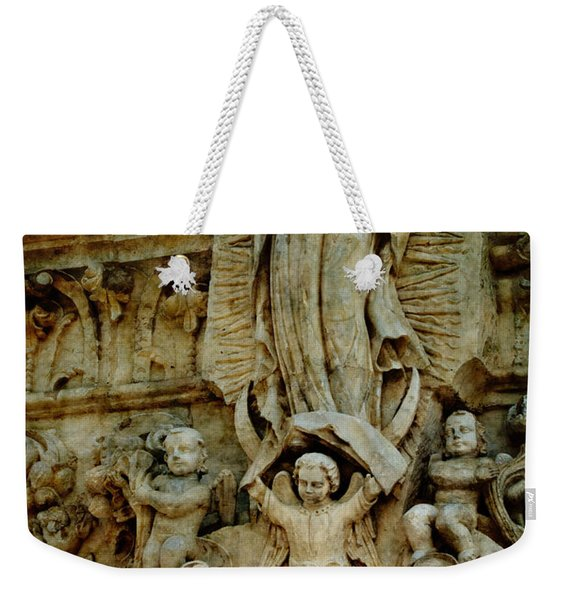 Queen Of The Missions Weekender Tote Bag