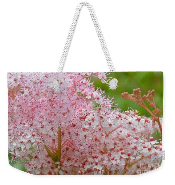 Queen Of The Prairie Nature Art Weekender Tote Bag