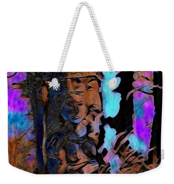 Queen Of Thorns Weekender Tote Bag