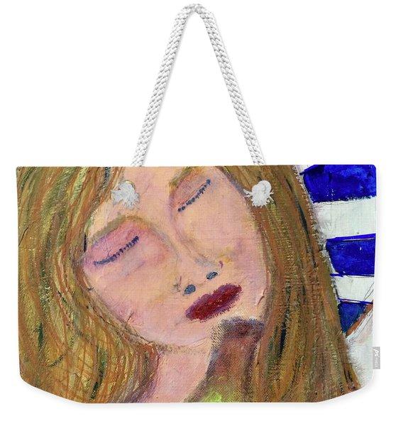 Queen Serene Weekender Tote Bag
