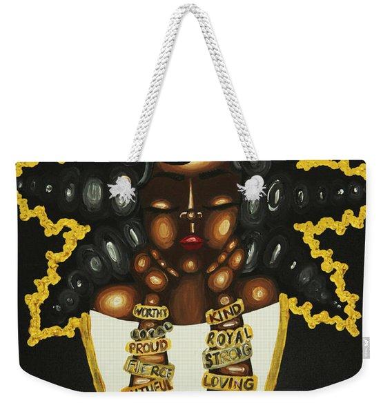Queenisms Weekender Tote Bag