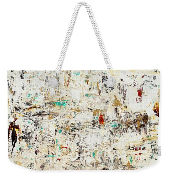 Quest Weekender Tote Bag