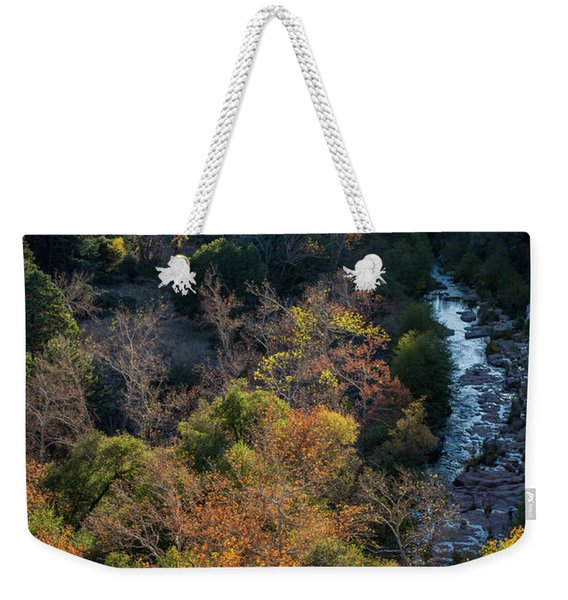 Quiet Canyon Weekender Tote Bag