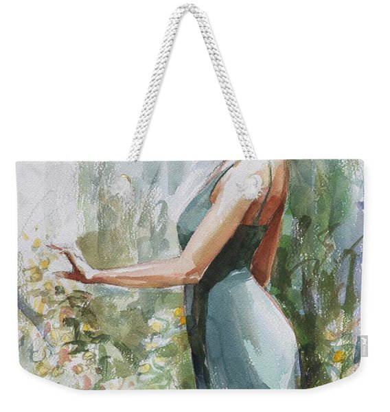 Quiet Contemplation Weekender Tote Bag
