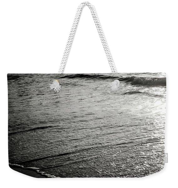 Quiet Mind Weekender Tote Bag