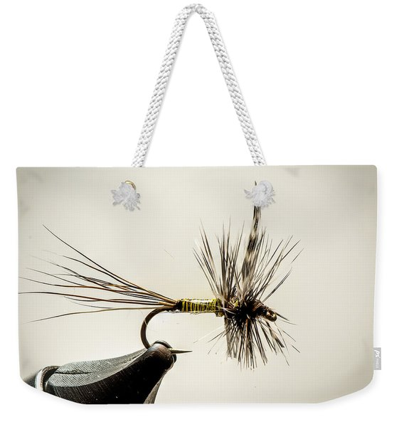 Quill Body Mayfly Weekender Tote Bag
