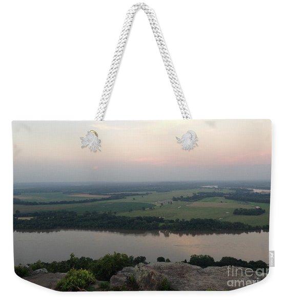 Quilted Dreams Weekender Tote Bag