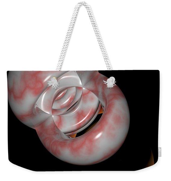 R 004 D Weekender Tote Bag