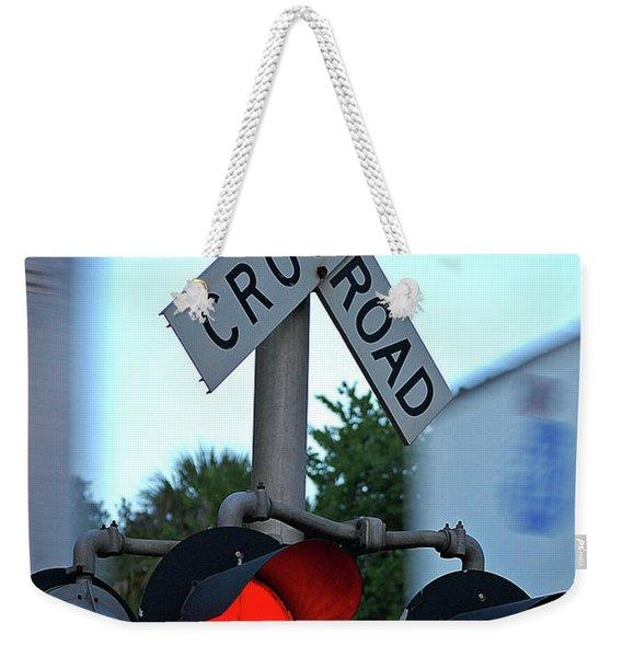 R R X Weekender Tote Bag