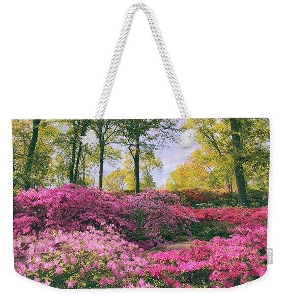 The Colors Of May Weekender Tote Bag
